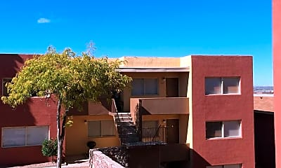 Building, Colores del Sol, 1