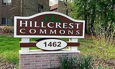 Community Signage, 1461 - 69 Hillcrest Ave, 0