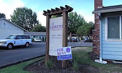 Loreto Apartments, 1