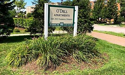 O'Dell Apartments, 1
