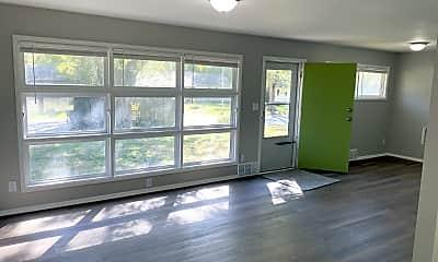 Living Room, 7108 E 111th Terrace, 1