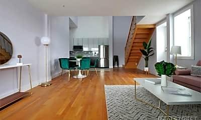 Living Room, 90-02 Queens Blvd PH1, 1
