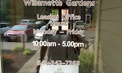 Willamette Gardens Apartments, 1