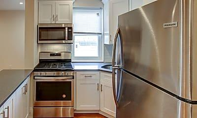 Kitchen, 16 New Street, 1