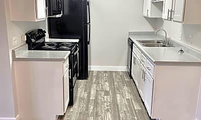 Kitchen, The Milo, 1