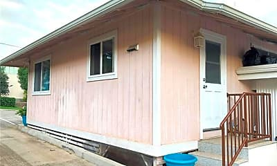 Building, 3817 Kaimuki Ave A, 1