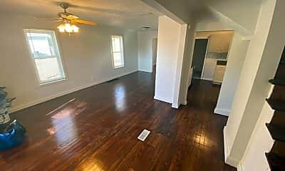 Living Room, 1608 Z St, 1
