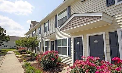 Building, Maplewood Apartments, 0