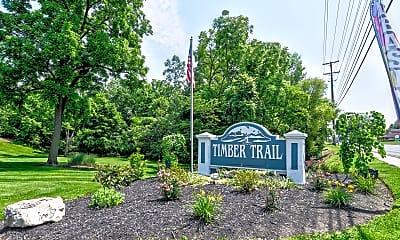 Community Signage, Timber Trail, 2