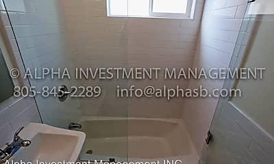 Bathroom, 125 W Yanonali St, 1