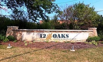 12 Oaks at Elk Grove, 1