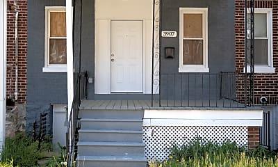 Building, 3907 Ridgewood Ave, 1