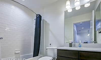 Bathroom, 1115 H St NE, 2