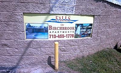 Falls of Birchbrook, 1