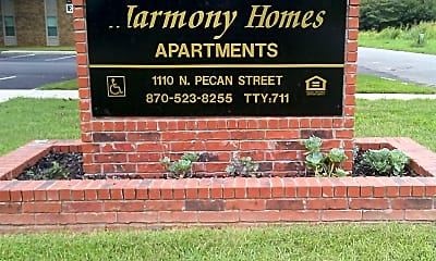 Harmony Homes Apartments, 1