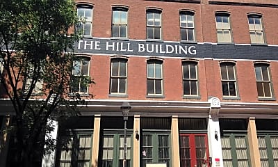 The William Hill Building, 1