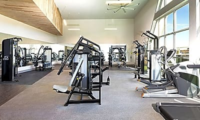 Fitness Weight Room, 8055 Windrose Ave, 2