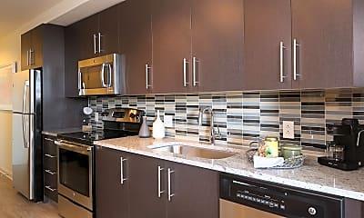 Kitchen, The Beacon Clarendon, 2