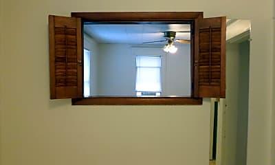 Bedroom, 1207 Vattier Street, 2