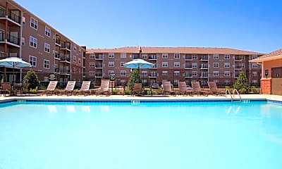 Pool, 1201 at Covell Village, 0