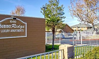 Community Signage, Summer Ridge, 2