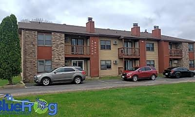 Building, 406 1st St, 2