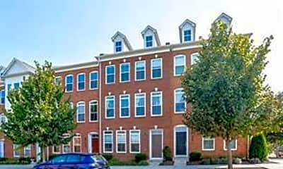 Building, 9556 Canonbury Square, 0