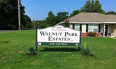 Walnut Park Estates I & II, 1