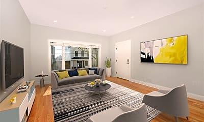 Living Room, 359 Ogden Ave 1, 1