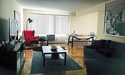 Living Room, 101 Lincoln Ave 1N, 1