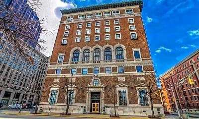 Building, 350 N Meridian St 505, 1
