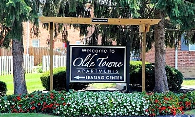 Olde Towne Apartments, 2