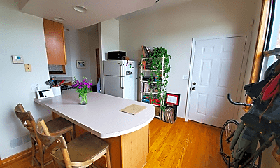 Living Room, 1427 N Wood St, 1