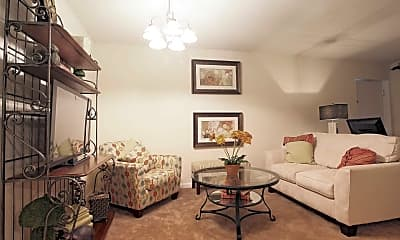 Living Room, Colonial, 0