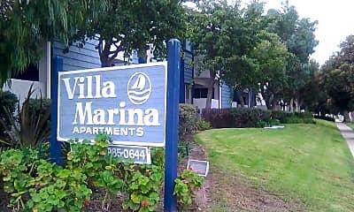 The Villa Marina Apartments, 1