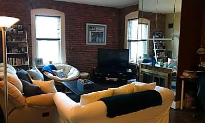 Bedroom, 167 Commonwealth Avenue, 1