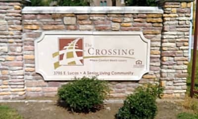 The Crossing, 1