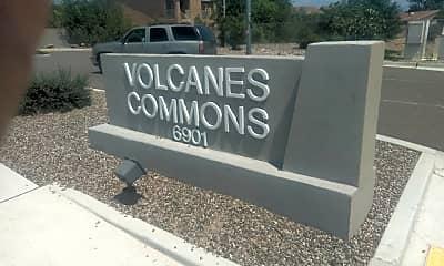 Volcanes Commons, 1
