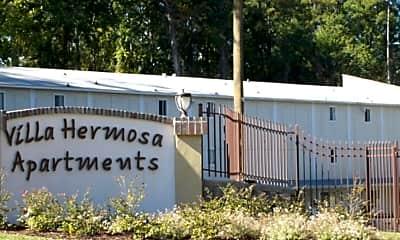 Community Signage, Villa Hermosa, 0