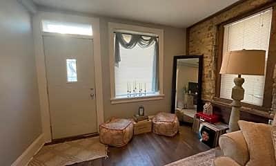 Living Room, 1817 N Humboldt Ave, 1