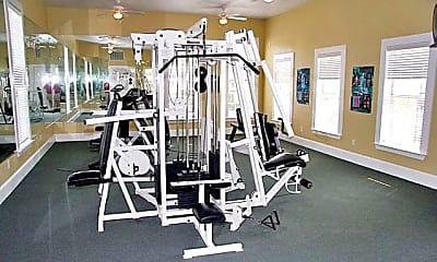 Fitness Weight Room, 3700 FM85, 2