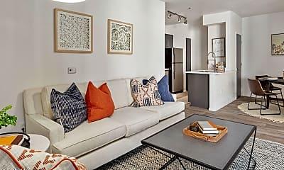 Living Room, 1001 E Playa Del Norte Dr 2127, 2