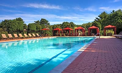 Pool, Royal Crest Warwick Apartment Homes, 1