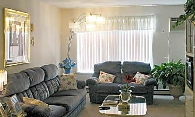 Living Room, Wellington Place, 1