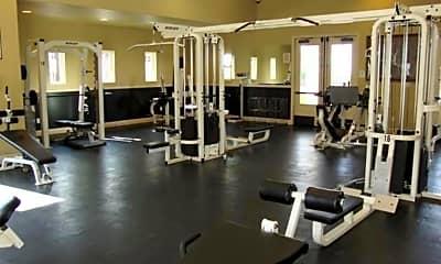 Fitness Weight Room, 2090 Aviata Rd 77, 2