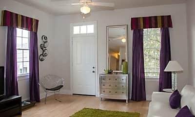 Living Room, River Garden on Felicity, 1