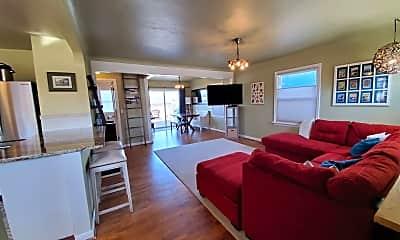 Living Room, 1409 Wheaton Way, 1