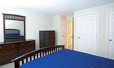 Bedroom, Pinney Hill, 1