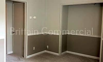 Bedroom, 1625 H Street, 2