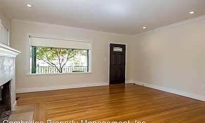 Living Room, 122 Santa Rita Ave, 1